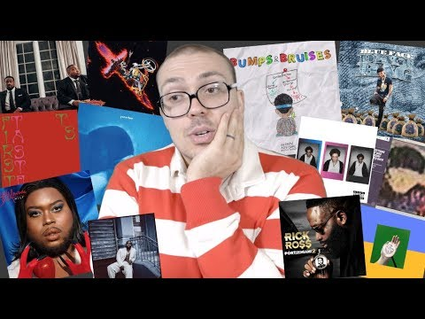 YUNOREVIEW: August 2019 (Blueface, Cuco, Nas, Prurient)