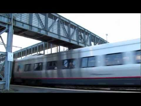 Thumbnail: What 200+ mph would look like for Amtrak...