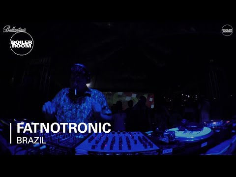 Fatnotronic Boiler Room & Ballantine's True Music Brazil DJ Set