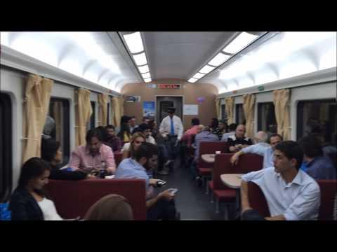 Viaje en Tren Inagural Retiro Rosario