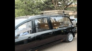 Bob Collymore Cremation: From Lee Funeral Home to Kariokor cem…
