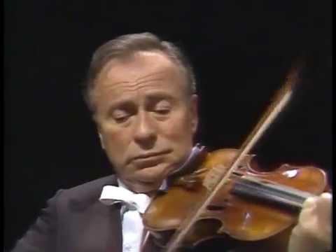 Henryk Szeryng  Beethoven  Violin Concerto ベートーヴェン バイオリン協奏曲 byシェリング