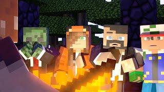 TANK OF JUDGEMENT (Minecraft Animation)