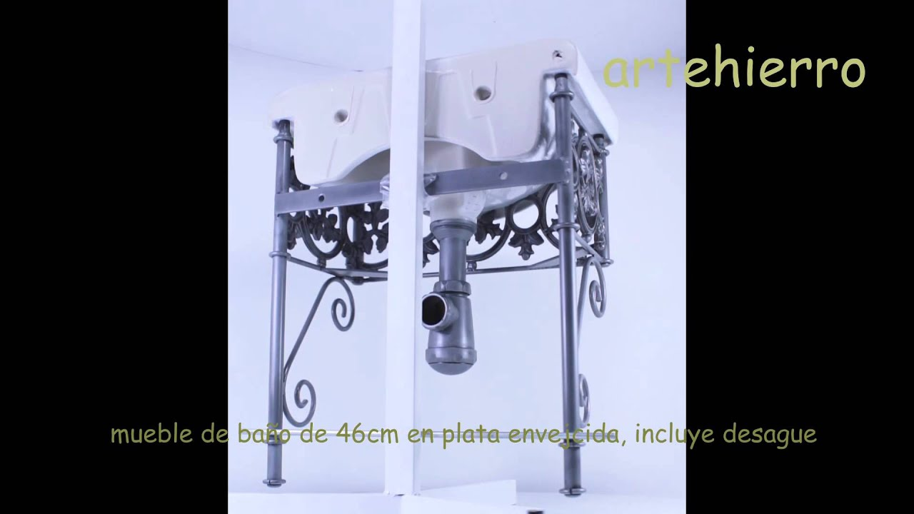 Muebles de ba o rusticos tu tienda online de complementos - Complementos bano online ...