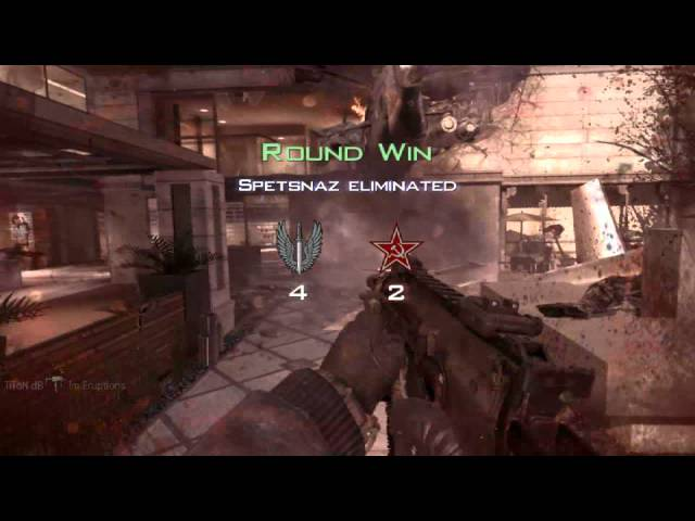 Drag Feed - MW3 Game Clip