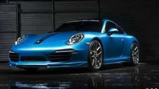 Vorsteiner Porsche 991 Carrera S 2014 Videos