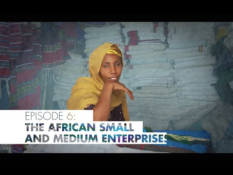 The African Small & Medium Enterprises (SMEs)