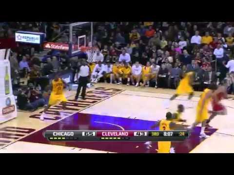 11/2/2012 Chicago Bulls V Cleveland Cavaliers - NBA HiGhLiGhtS24
