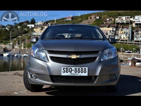 Prueba Chevrolet Sail Ltz Youtube