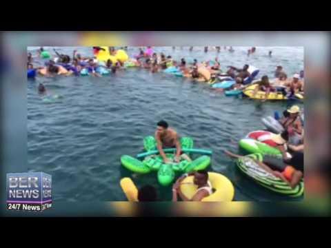 Bermuda Heroes Weekend Raft Up, June 20 2016