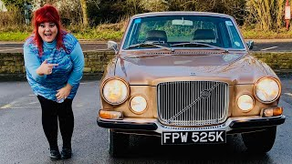 Idriveaclassic reviews: Classic Volvo 164 (volvo 140 series)