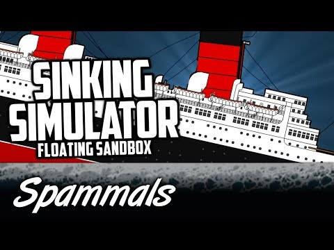 Sinking Simulator   Sinking The Queen Mary!