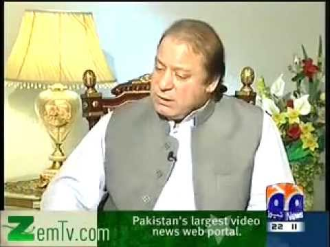 Exclusive Interview With Nawaz Sharif - Jirga - 20th April 2013