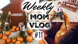 WEEKLY MOM VLOG #11| JOHNSON BRO