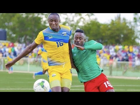 RWANDA 1:1 ETHIOPIA (2nd Leg 2020 CHAN Qualification)