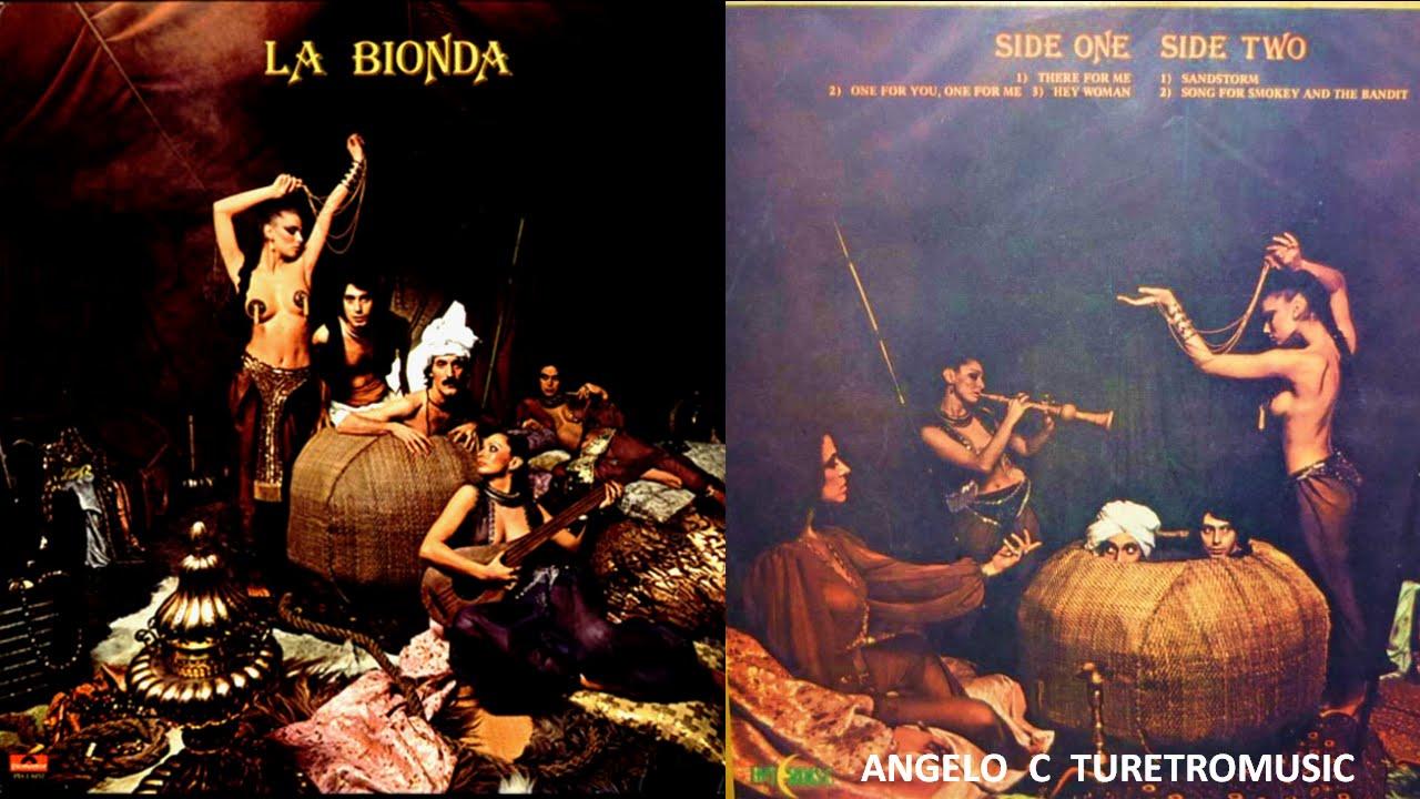 Картинки по запросу La Bionda - Sandstorm.