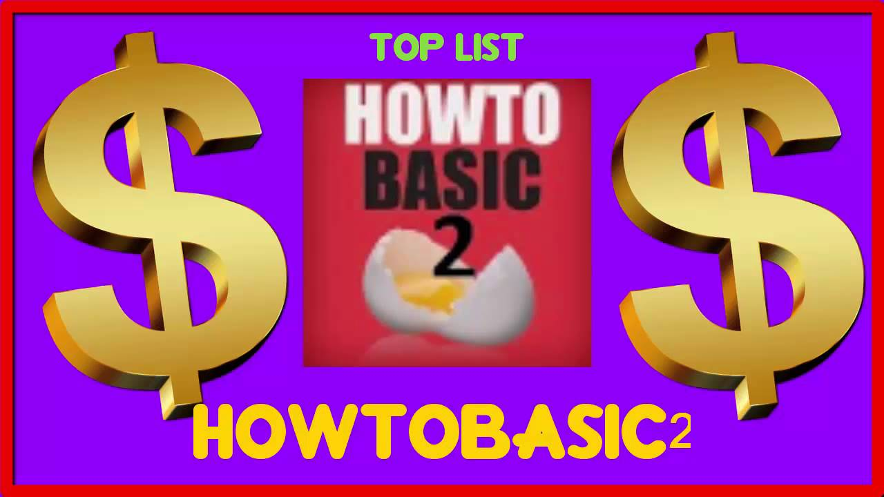 Download How much HOWTOBASIC2 make money on YouTube { In February 2016 }