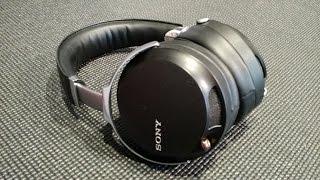 z Review - SONY MDR-Z7 SOUND DEMO