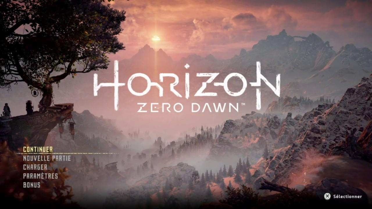 Horizon Zero Dawn Dreamscene 1 Animated Wallpaper Hd Ddl