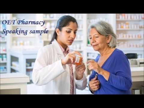 OET Pharmacy video Bangalore