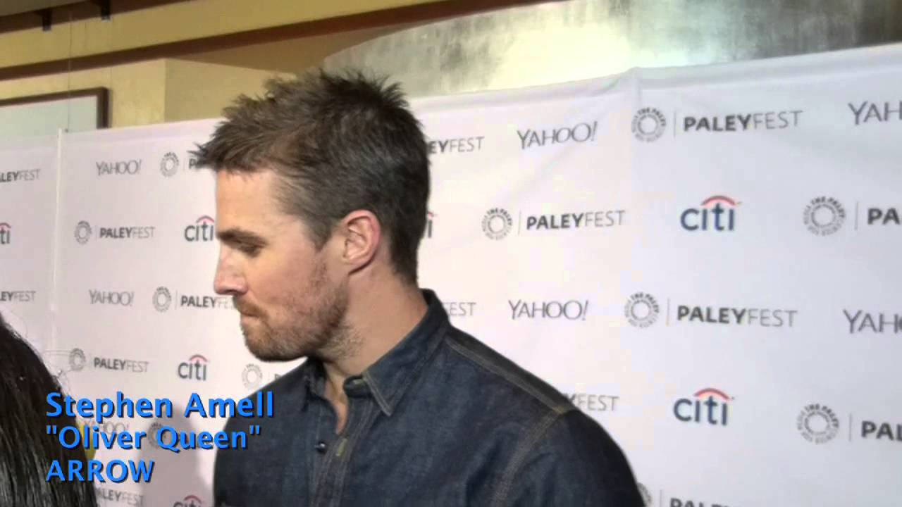 arrow Stephen amell oliver queen