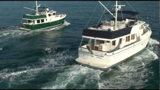 Selene Yachts For Sale - Ocean Trawlers (Music: Alexander)