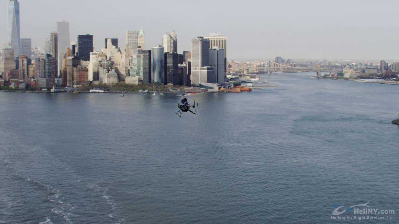 A Flight over Manhattan with HeliNY - YouTube