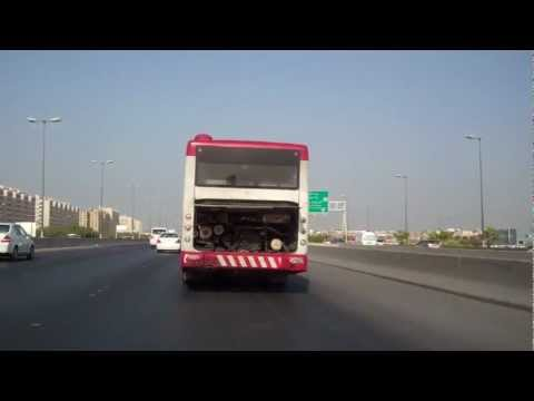 Cooling off - Kuwait Public Transport Condition