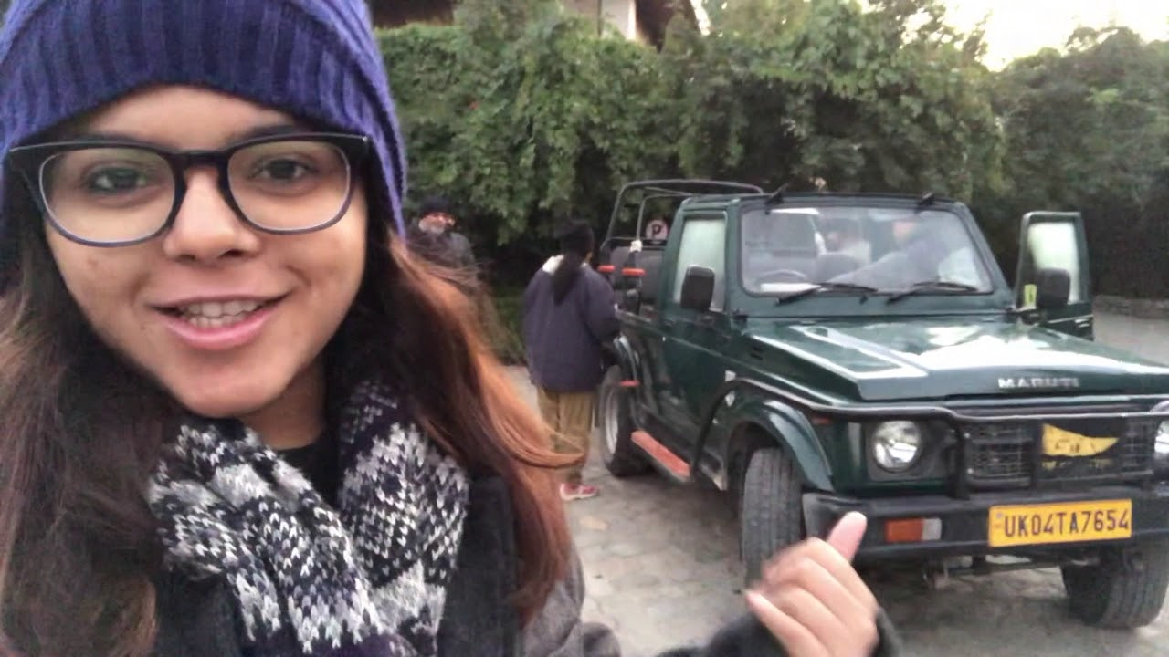 Jim Corbett Vlog | Open Jeep Safari + TIGER Sightings!!? | Uttarakhand #3