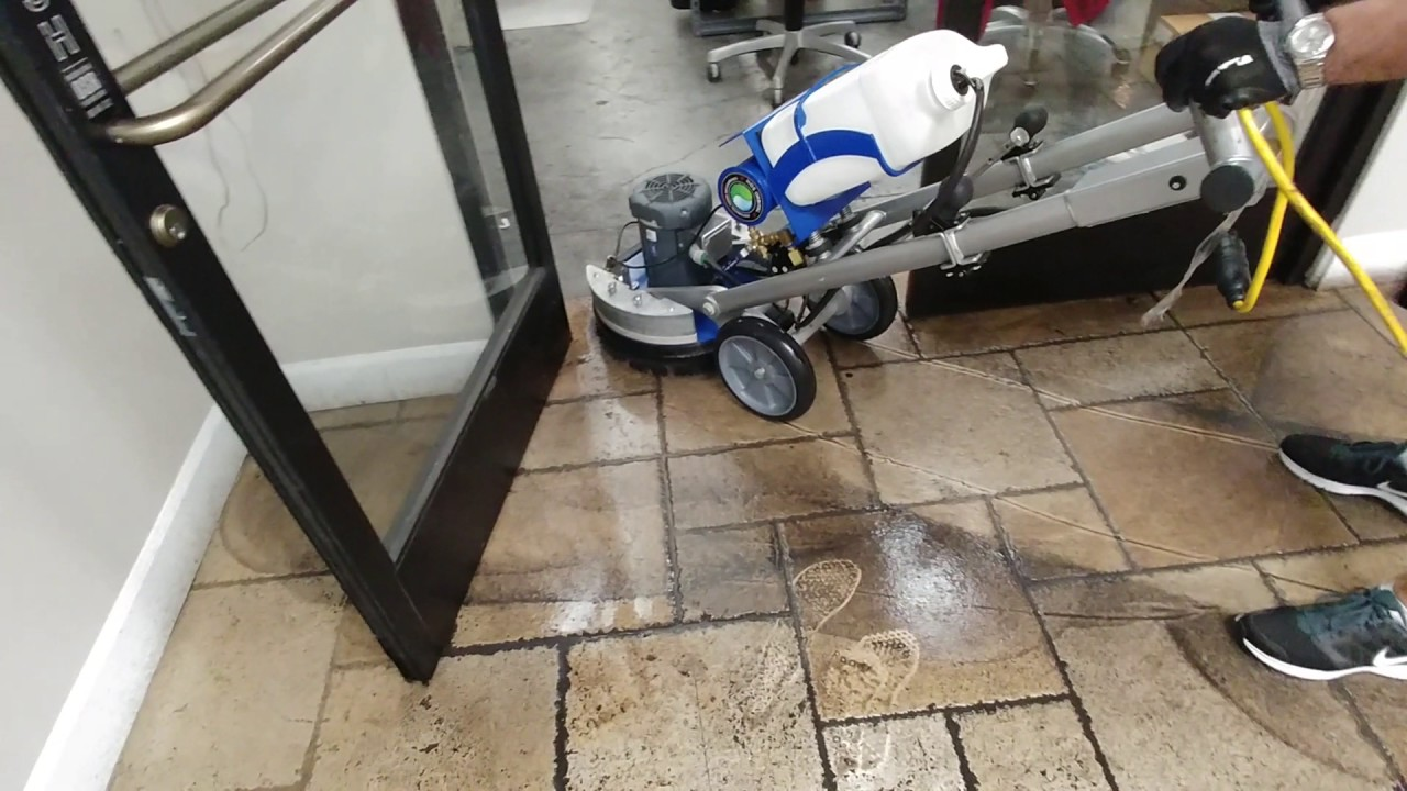 Suncal scrubbing tile and grout with the orbit floor machine youtube suncal scrubbing tile and grout with the orbit floor machine dailygadgetfo Gallery