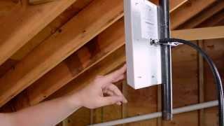4G Antenna Installation for Sprint / Netgear 6100D LTE Gateway
