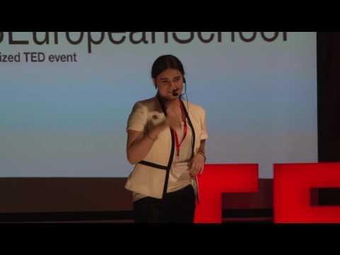 Stop hiding your ethnic identity! | Guliko Simaevi | TEDxIBEuropeanSchool