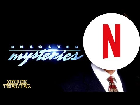 Ryan - Netflix Rebooting Unsolved Mysteries