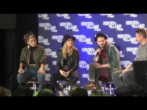 Legends of Tomorrow Panel