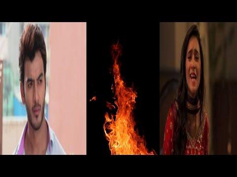जाना ना दिल से दूर: आग में जल गया अथर्व, खत्म हुई कहानी | Atharva Burns For Vividha
