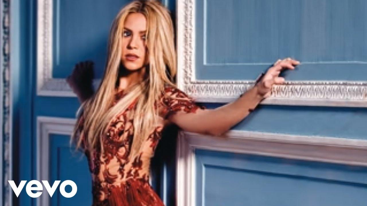 "Shakira ""nunca me acuerdo de olvidarte"" sheet music notes, chords."
