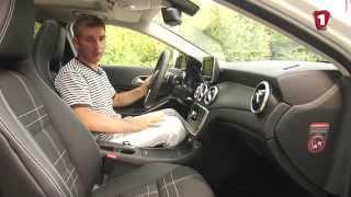 Обзор Mercedes GLA Video