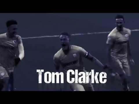 Tom Clarke: 200 Appearances For PNE