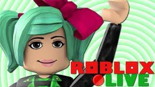 Roblox in diretta il giorno 8 di 31 di Streaming! Spettrale Roblox Giochi