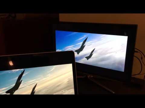 How to mirror my macbook to my samsung smart tv
