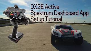 Spektrum DX2E ACTIVE 2Ch DSMR Radio w/SR310 Video