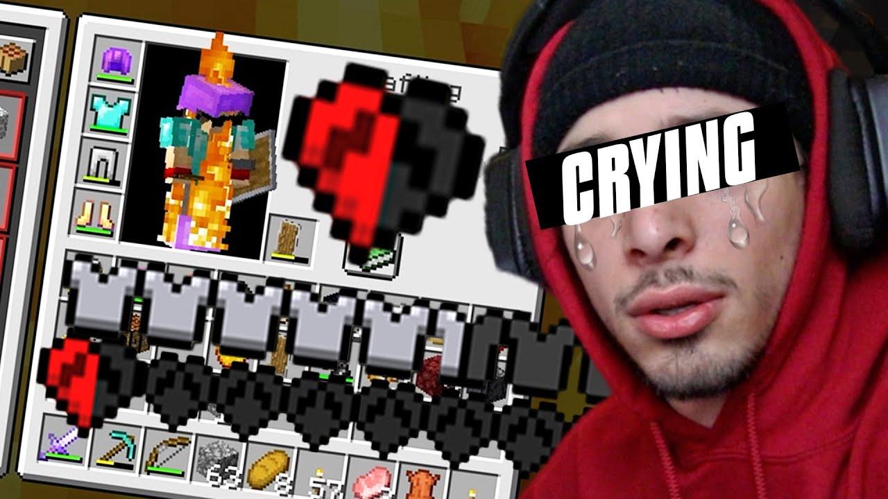 ეს დასასრულია! | Minecraft Hardcore #4