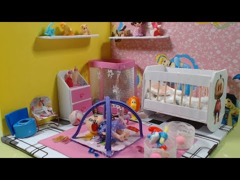 DIY Baby Miniatures ~ Baby Bottle, Pacifier, Sippy Cup, etc.