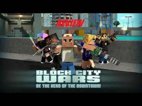 Block City Wars hack online