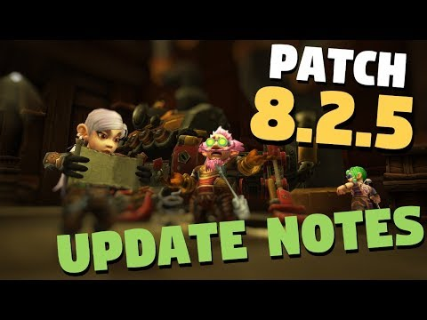 8.1.5 patch notes