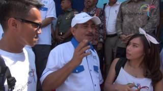 Kunjungan Kerja Menteri Pariwisata, Bapak Arief Yahya ke Labuanbajo. (23 Mei 2016)