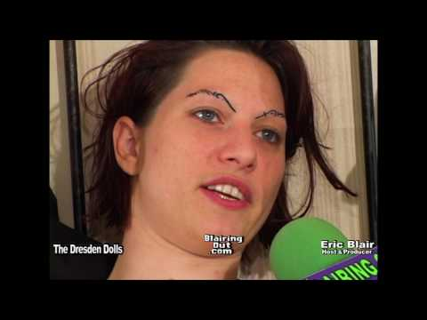 The Dresden Dolls talk w Eric Blair in Bed  2004