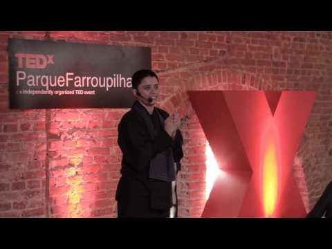 Retiro de Rua: compreensão do outro e conexões que fazemos: Adriana Muniz at TEDxParqueFarroupilha