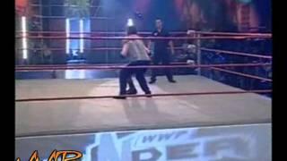 World Wrestling Professionals (WWP): Dameon Duke VS Ares