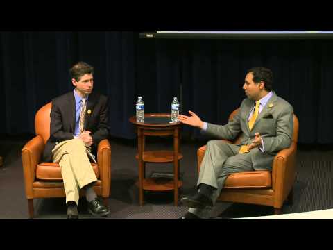 .@fordschool - Jonathan Cohn and Avik Roy: How To Reform the U.S. Health System